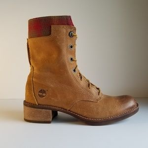 Timberland Whittemore Pendleton Lace Up Boots